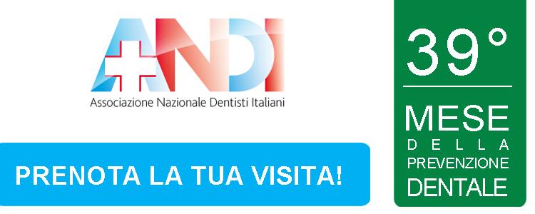mese della prevenzione dentale 2019